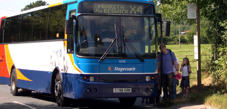 Local bus copyright Michael Turner