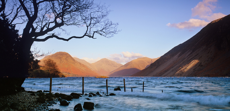 Stormy Wastwater copyright Tony West