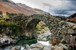 Eskdale - Throstle Garth pack horse bridge @ John Hodgson