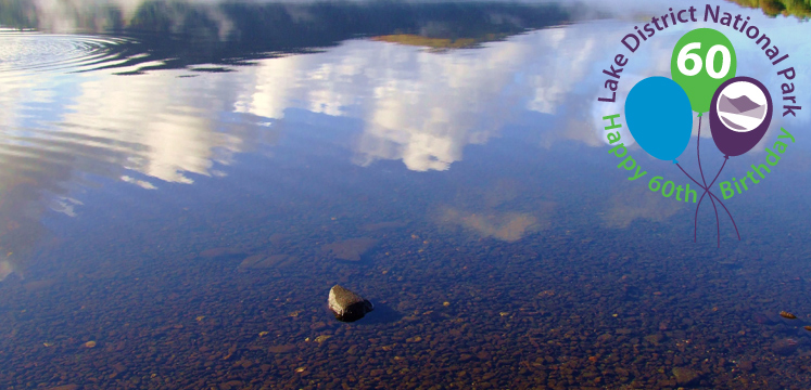 Ripples, reflections and rocks copyright Michael Turner
