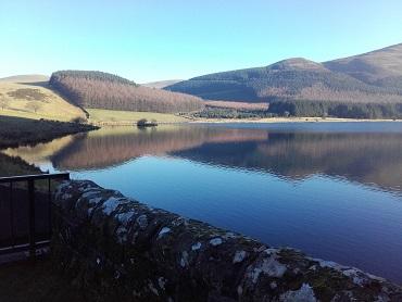 water at Cogra Moss Lamplugh