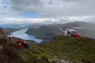 Patterdale Mountain Rescue.