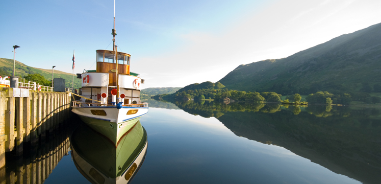 Ullswater Steamers copyright Dave Willis