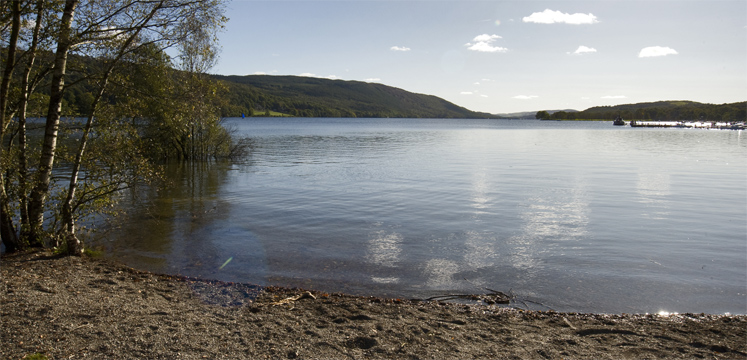 View from Monk Coniston over Coniston Water copyright Charlie Hedley