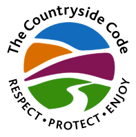The Countryside Code. Respect. Protect. Enjoy.