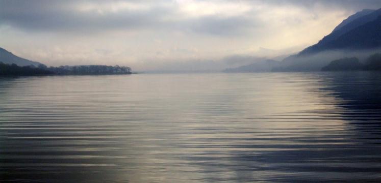 Bassenthwaite Lake from the north copyright Michael Turner