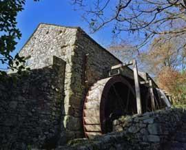 Eskdale Mill copyright Charlie Hedley