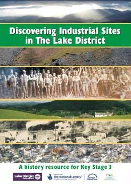 Discovering Industrial Sites booklet cover copyright LDNPA