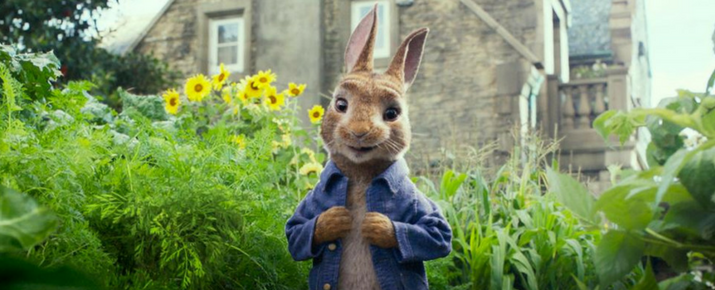 The Peter Rabbit Movie