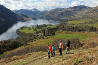 Ullswater Way Blog