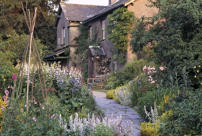 Hill Top Beatrix Potters farmhouse