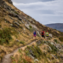 runners on the Ullswater Way