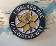 I walked the Ullswater Way
