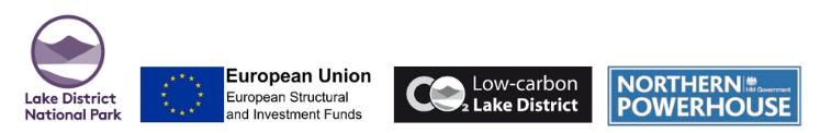 Partner logo strip
