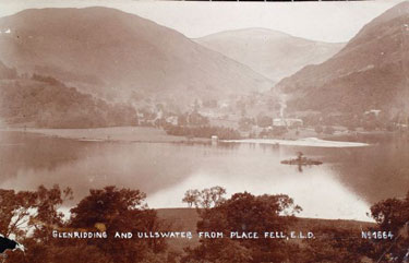 View from Place Fell, Ullswater