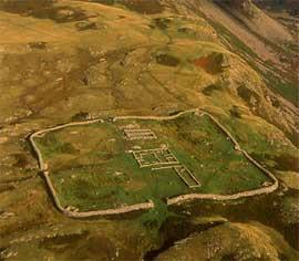 Hardknott Fort