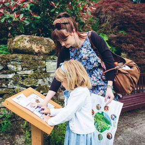 Visitors to Brockhole can enjoy the Beatrix Potter trail this Easter