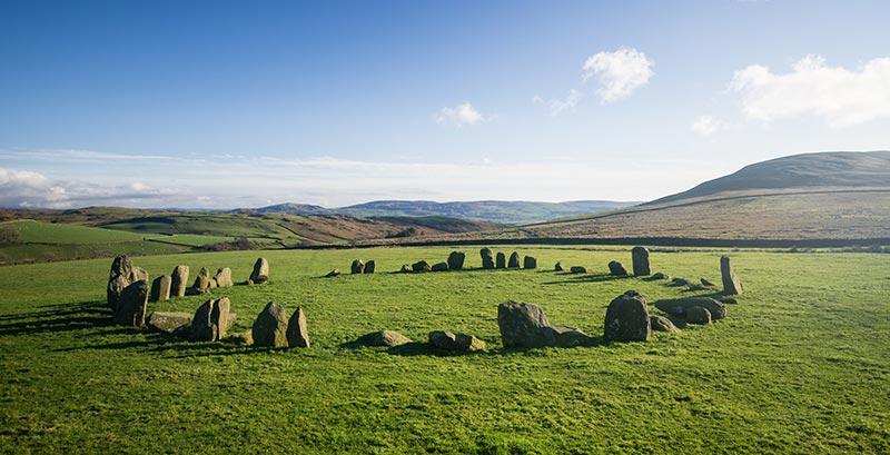 Swimside stone circle