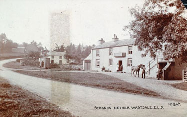 Nether Wasdale in 1900
