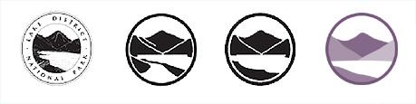 LDNPA logos past and present copyright LDNPA