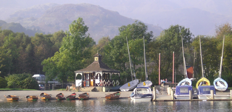 Coniston Boating Centre copyright Karen Barden