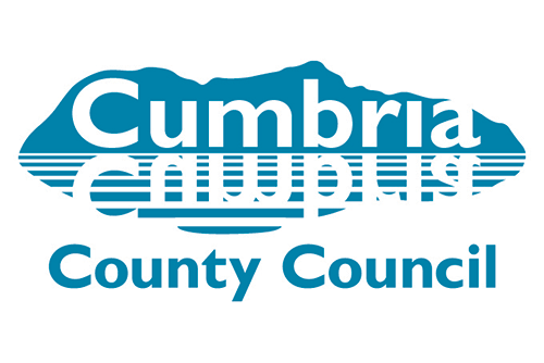 Cumbira county council logo