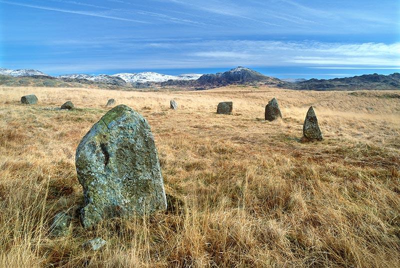 Burnmoor stone circle