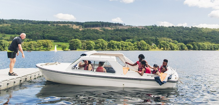 Coniston Boating