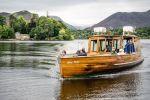 Borrowdale and Bassenthwaite  - Boat and Derwent Isle @ John Hodson