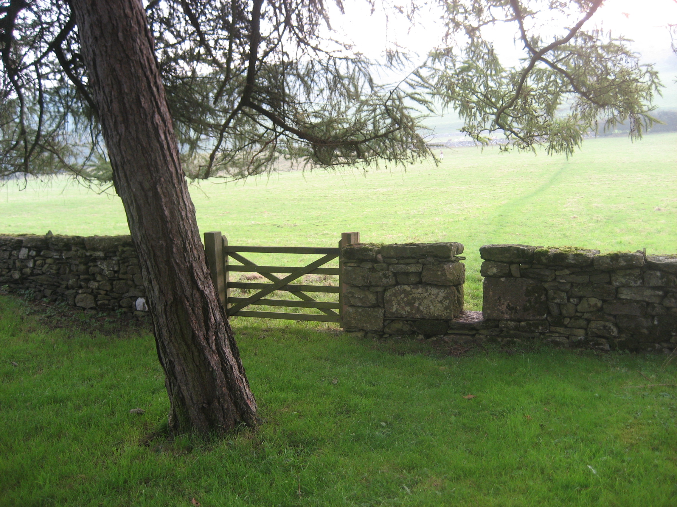 Gate and Stile - LDNPA