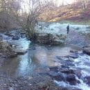 Ghyll Brow bridge after