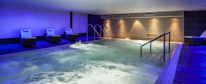 Spa in the Lake District