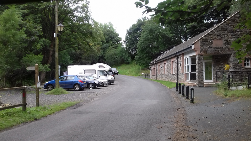 Mungrisdale village hall