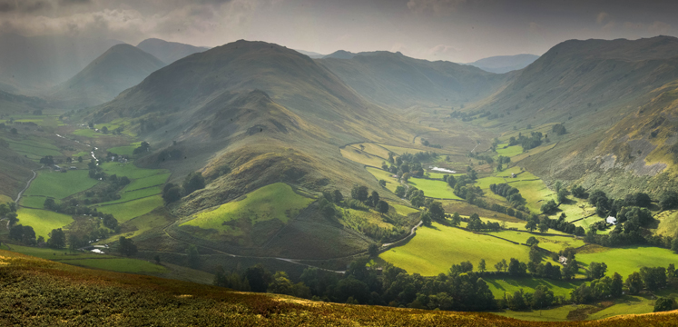 Martindale from Hallin Fell