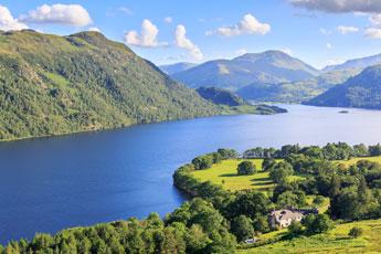 Beautiful lake image