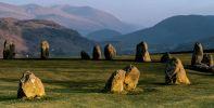 Castlerigg Stone Circle at Golden Hour
