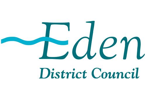 Eden district council log