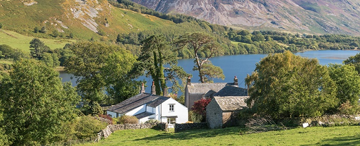 A cottage in Loweswater