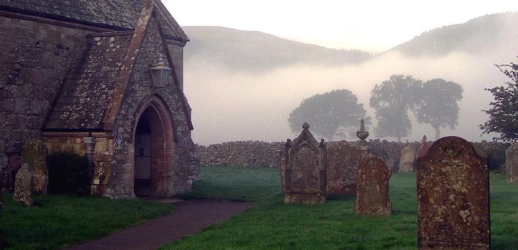 St Bega's Church, Bassenthwaite