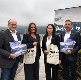 Businesses gather for the second anniversary of World Heritage Site status