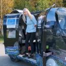 Driverless Pod at Brockhole