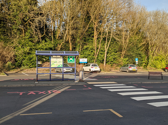 Windermere Railway Station car park
