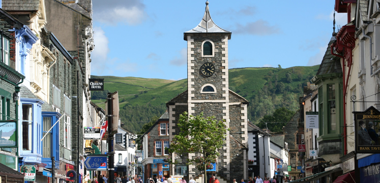 Moot Hall in Keswick copyright Keswick Tourism Association