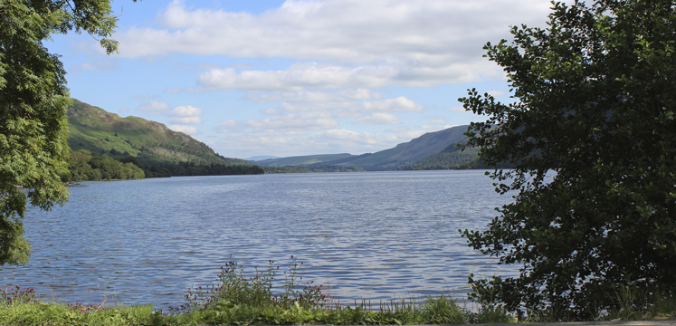 View of Ullswater