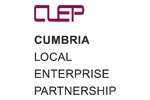 Cumbrai local enterprise partnership logo