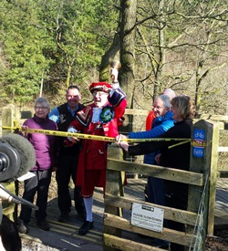 Keswick Threlkeld Railway Path reopening