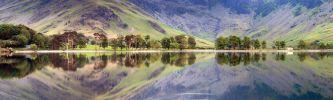 Buttermere Panorama / Harry Johnson Photography @harryfoto_