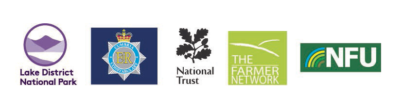 LDNP, Cumbria Police, National Trust, Farmers Work, NFU