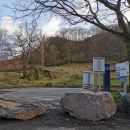 Rydal Pelter Bridge car park closed