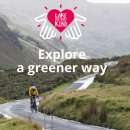 Explore a greener way